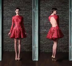 dh prom dresses modest 2016 mini prom dresses crew backless beading lace