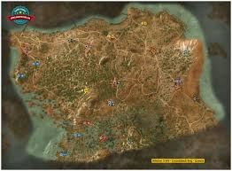map quests map of quests in crookback bog m9 the witcher 3 hunt