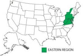 map of maryland delaware and new jersey eastern region apwu
