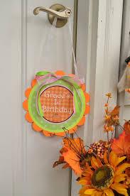 Halloween Baby Shower Centerpieces by Pumpkin Birthday Banner Baby Shower Banner Halloween Autumn