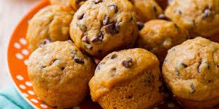 best mini pumpkin chocolate chip muffins recipe how to make mini