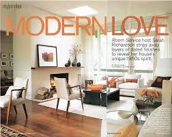 Sarah Richardsons Colorful House In Toronto - Sarah richardson family room