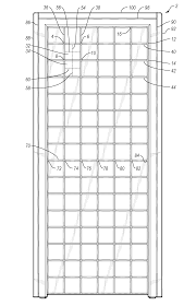 patent us8161711 reinforced plastic panels and structures