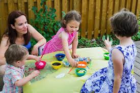 Decorating Easter Eggs Kindergarten by Decorating Easter Eggs The Perfect Hard Boiled Egg Is As Easy As