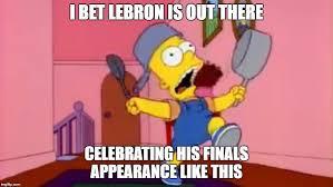 Bart Simpson Meme - i am so great bart simpson frying pan meme generator imgflip