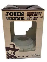 wayne ornament horseback pole west cowboy