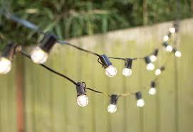 energy star led c9 lights led globe string lights g30 bulb 50 ft black c9 strand warm white