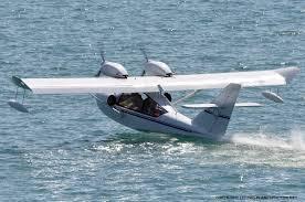 hibious light sport aircraft gidroplan che 27 corvette three seat twin engine hibious light