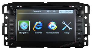 2007 2012 s60 navigation radio for chevrolet impala