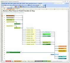 business plan financial model template bizplanbuilder excel