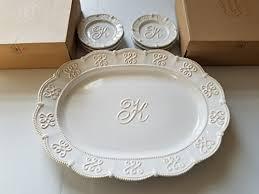 monogrammed serving trays coolest 20 ceramic serving platters