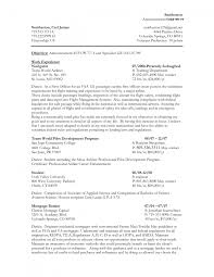Sample Federal Government Resumes by Sample Federal Resume Resume For Your Job Application