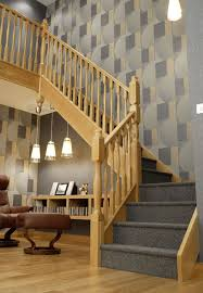 Contemporary Handrail Modus Stairparts Oak Contemporary Handrail Fittings Balistrading