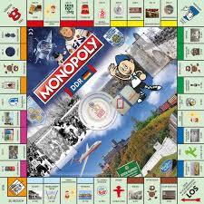 Monopoly Map Monopoly Ddr Ampelmann Webshop