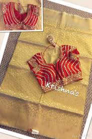 s blouse patterns silk sarees with designer blouses south india fashion