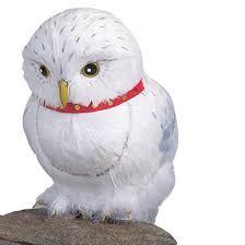 Snowy Owl Halloween Costume Halloween Harry Potter Owl Hedwig Prop Target