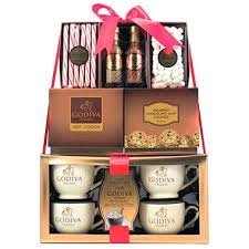 hot cocoa gift set the ultimate cocoa set featuring godiva sam s club