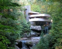 famous american architect fallingwater pennsylvania usa famous buildings and architecture