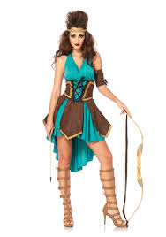 Girls Goddess Halloween Costume Celtic Warrior Holiday Fun Celtic Warriors