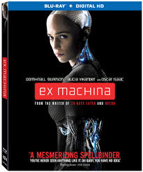 Ex Machina Movie Meaning ex machina blu ray review