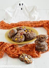 halloween cake mix mummy cookies easy halloween cookies life made sweet life boo