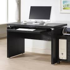 Computer Desk Tray Clark Computer Desk With Keyboard Tray Marjen Of Chicago