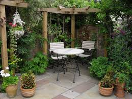 best courtyard gardens ideas on nice small garden patio villas