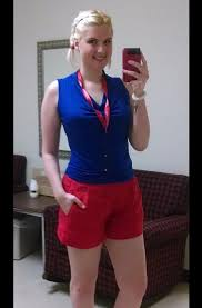 jcpenney employee sent home after shorts purchased at her own