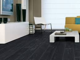 black vinyl flooring planks for living room with minimalist