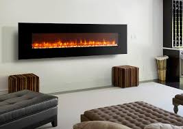 Electric Wall Fireplace Dynasty 94 Inch Wall Mount Electric Fireplace Ef72 P