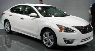 nissan altima brief about model