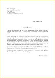 exemple lettre de motivation cuisine 6 lettre de motivation animatrice lettre de demission
