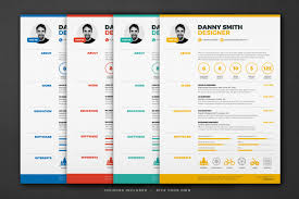 beautiful design one page resume template word stunning idea 1