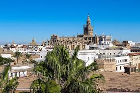 travel in spain places to see in seville cost irma naan world