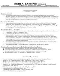 veterinary technician resume examples erin final vet tech resume