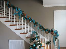 Banister Decorations For Christmas 27 Decorating Christmas U2013 The Staircase Christmas Decorating