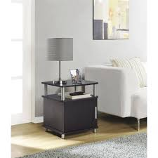 Chest End Table Convenience Concepts American Heritage End Table Multiple