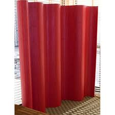red bamboo room divider guidelines to make a bamboo room divider