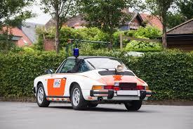 porsche targa green dutch police 1989 porsche 911 targa