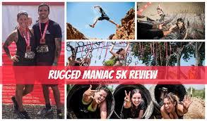 Rugged Manaic Rugged Maniac 5k