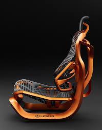 lexus xe hay kinetic seat ý tưởng mới của lexus về ghế xe hơi giúp giữ vững