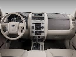 Ford Escape Exhaust - 2008 ford escape review automobile magazine
