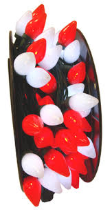 Red And White Christmas Lights Delightful Ideas Red And White Led Christmas Lights C7 Warm