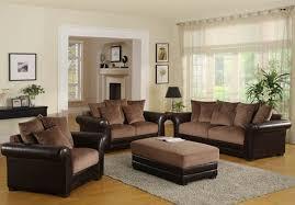 Backyard Living Room Ideas Alluring Living Room Painting Ideas Brown Furniture Modern