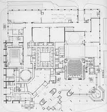 Theater Floor Plan Brutalist Buildings National Theatre London By Denys Lasdun