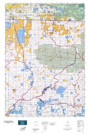 Colorado Map Images by Colorado Gmu 4 Map Mytopo