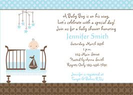 free baby boy shower invitations templates baby boy shower