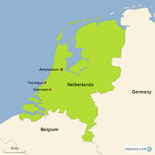 Map Of Holland Netherlands Vacations With Airfare Trip To Netherlands From Go Today