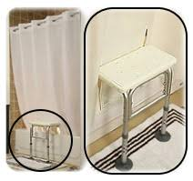 shower and tub transfer bench