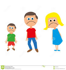 unhappy family clipart clipartxtras